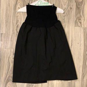 Pea in the Pod black pencil skirt